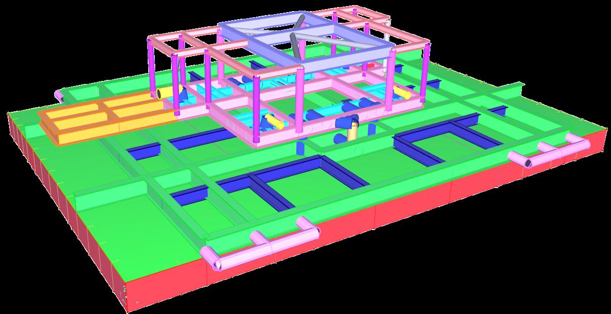 JKK - Structure