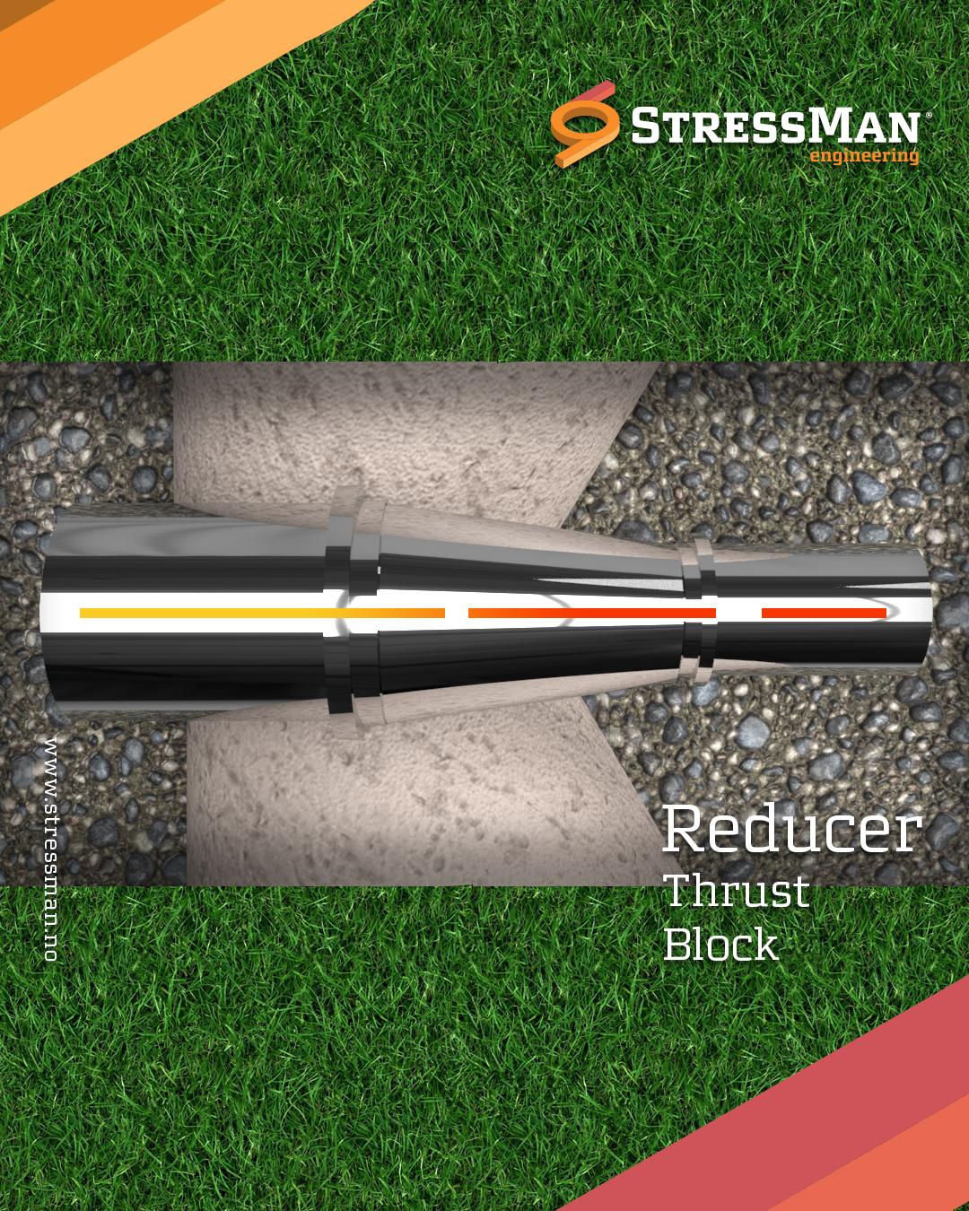 reducer thrust block Stressman Engineering
